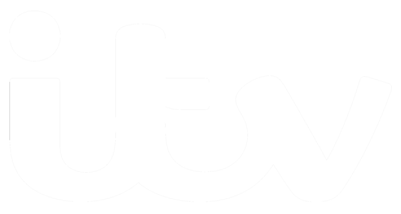 ITV Logo White