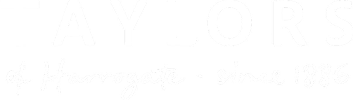 Taylors Logo White